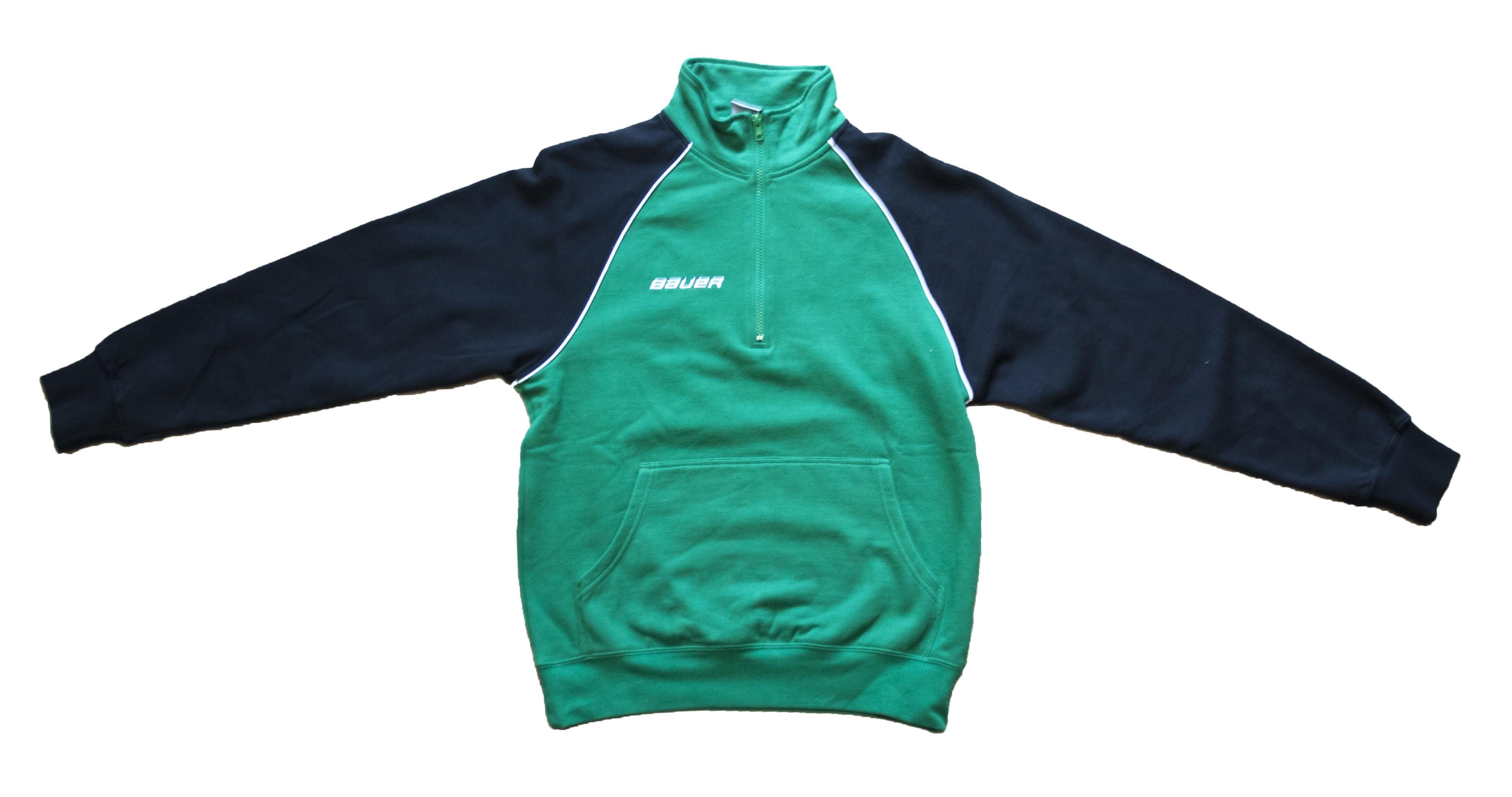Bauer Adult 1/4 Zip Sweatshirt