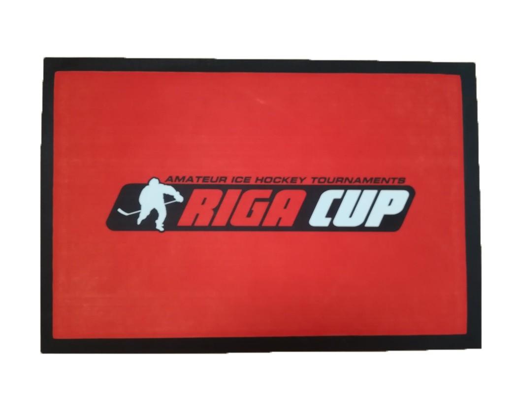 HOKEJAM.LV Riga Cup Hockey Skate Mat