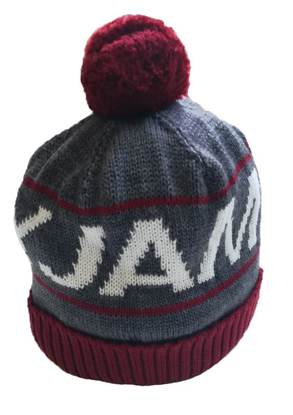 HOKEJAM.LV HockeyJam Logo Winter Hat