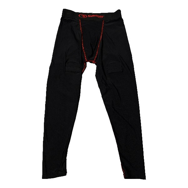 SIDELINES Women Compression Underwear Pants with Jill