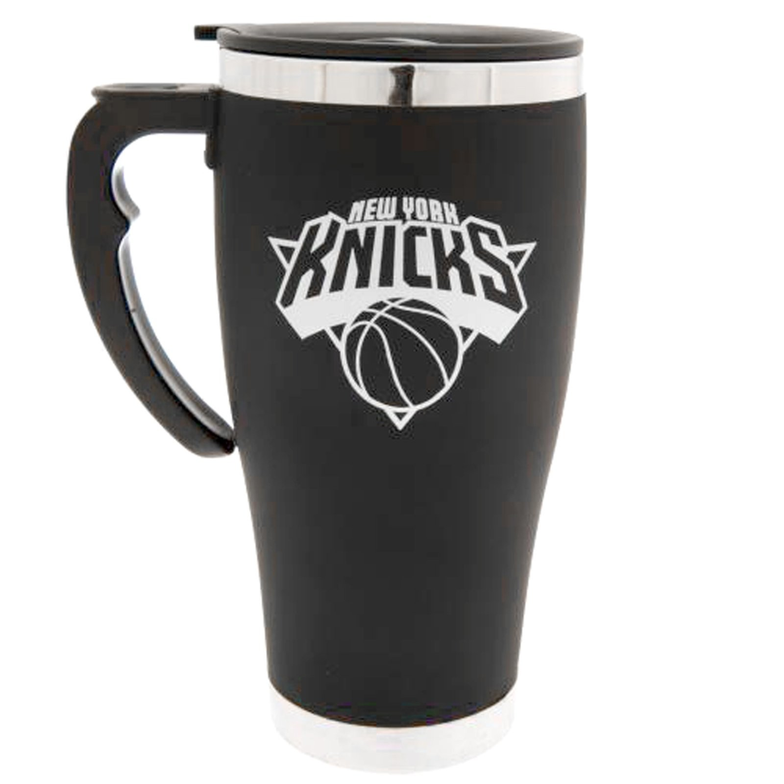 New York Knicks Foil Print Travel Mug