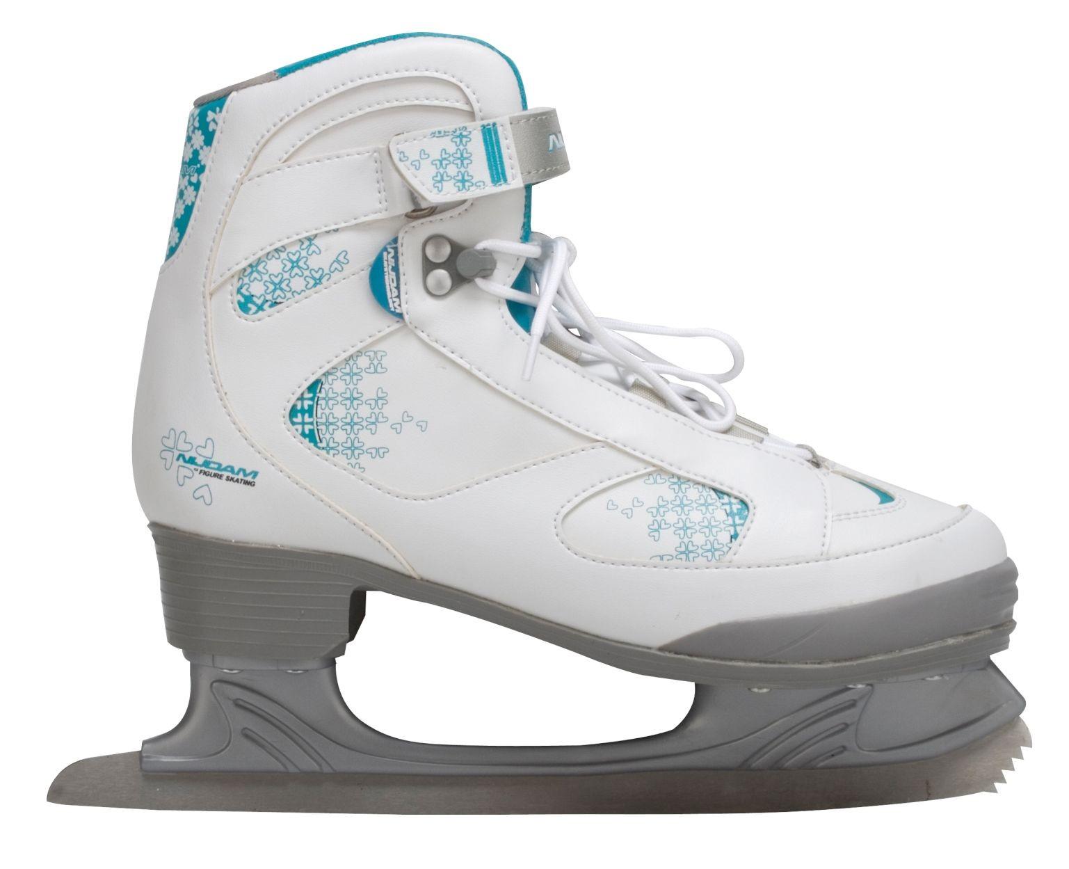 NIJDAM Women's Figure Skates 3235