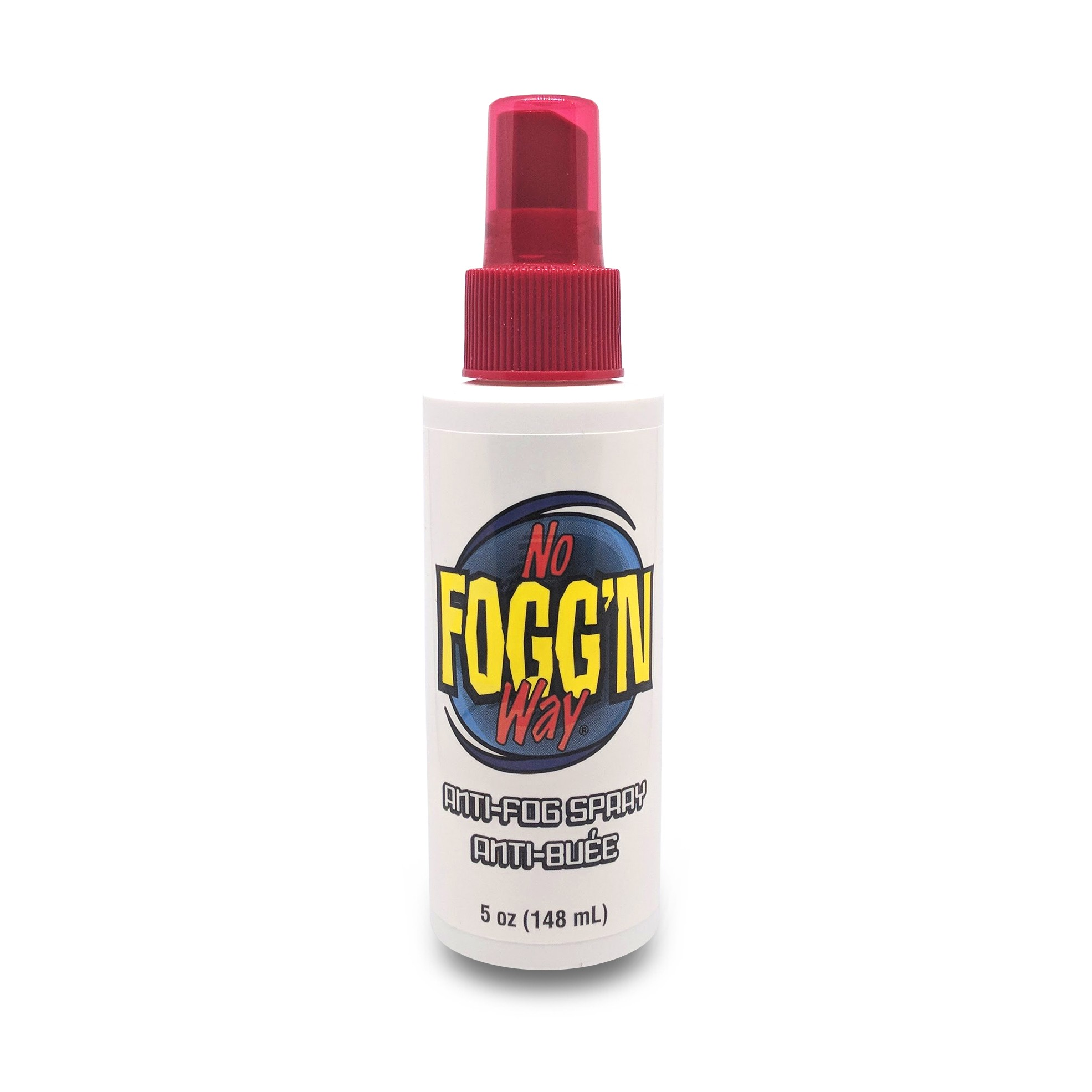 ODOR AID No Foggin Way Anti-Fog Spray