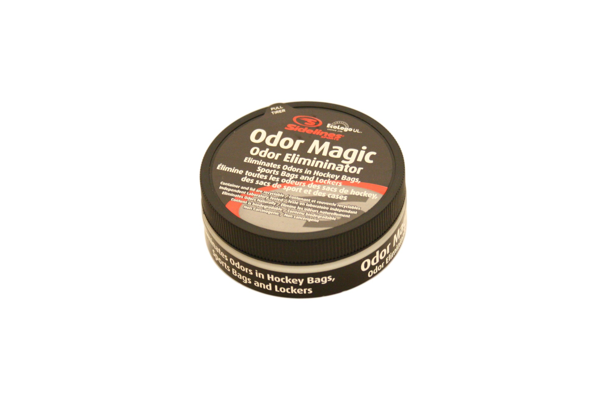 SIDELINES Odor Eliminator Magic Puck