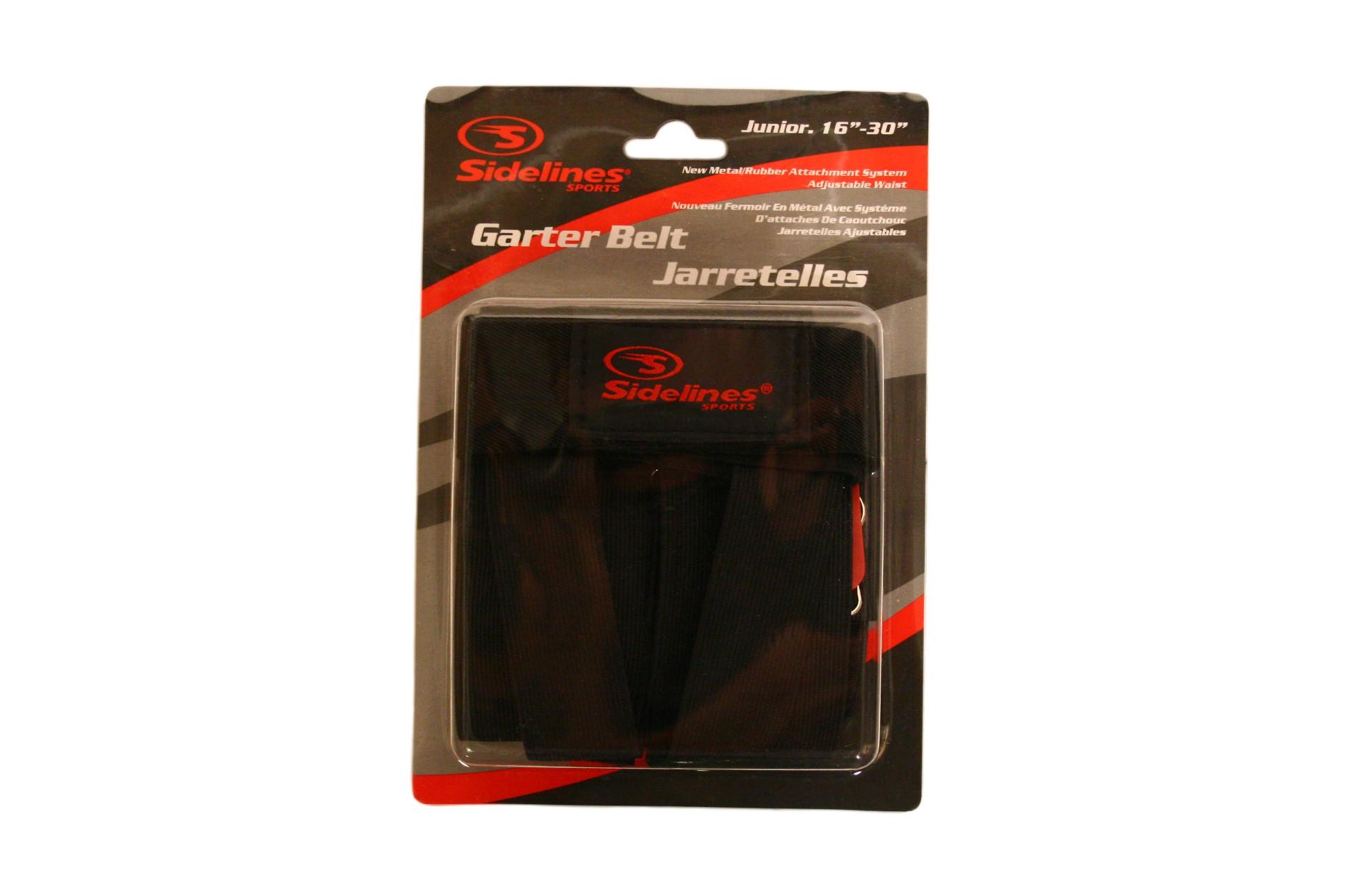 SIDELINES Junior Garter Belt