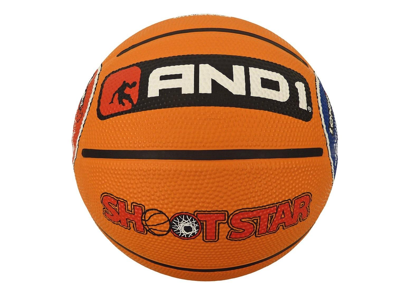 AND1 Shoot Star Training Basketball Ball