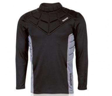 Reebok Padded Adult Goalie Shirt