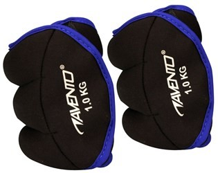 AVENTO Wrist/Ankle Weights 1kg Pair