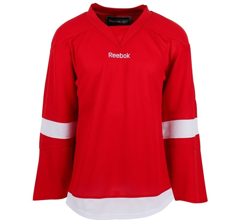 Reebok Detroit Red Wings Edge Youth Hockey Jersey Home