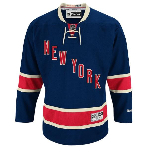 Reebok New York Rangers Vintage Adult Premier Jersey Home