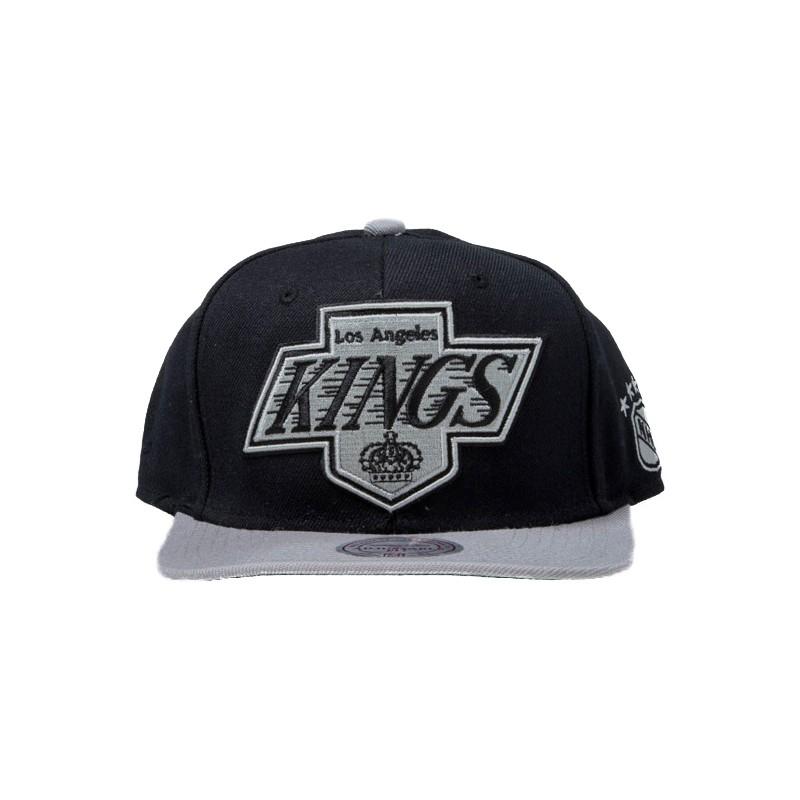 MITCHELL & NESS Los Angeles Kings Snapback Cap / NJ27Z