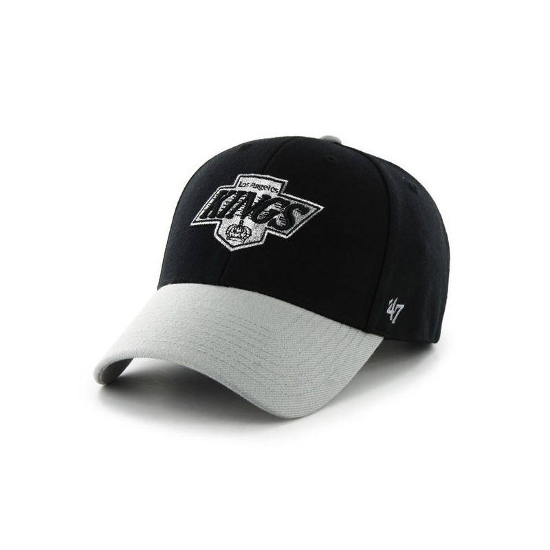 BRAND 47 Los Angeles Kings Vintage Stand By Two Tone Snapback Cap