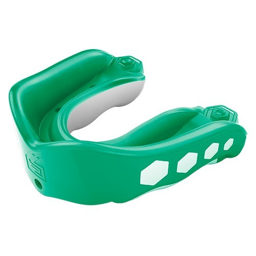 SHOCK DOCTOR Youth Gel Max Mouth Guard with Peppermint Flavor 6323Y