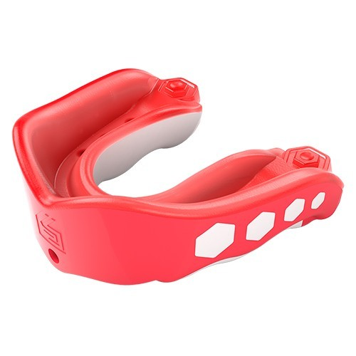 SHOCK DOCTOR Adult Gel Max Mouth Guards with Fruit Flavor 6343A