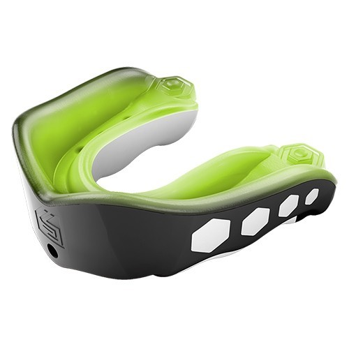 SHOCK DOCTOR Adult Gel Max Mouth Guards with Lemon and Lime Flavor