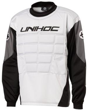 UNIHOC Sweater Blocker Junior Goalie Floorball Padded Shirt