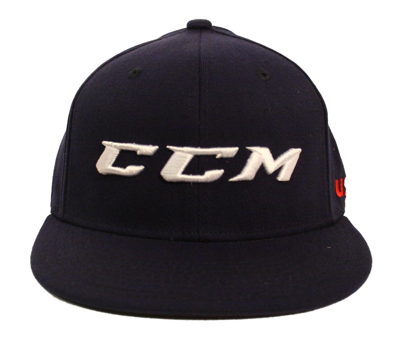 CCM National Adult USA Cap