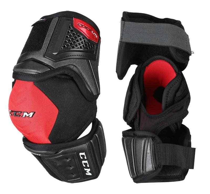 CCM QuickLite Junior Elbow Pads