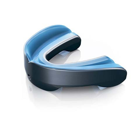 SHOCK DOCTOR Adult Gel Nano Mouthguard Pearl Carbon 6401A