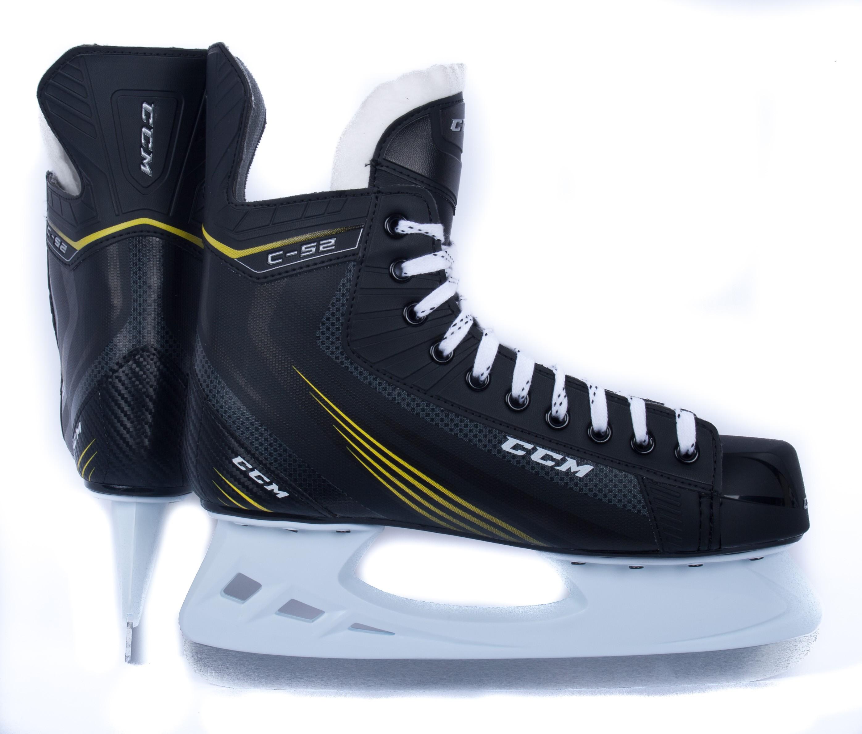 CCM Tacks C-52 Youth Ice Hockey Skates