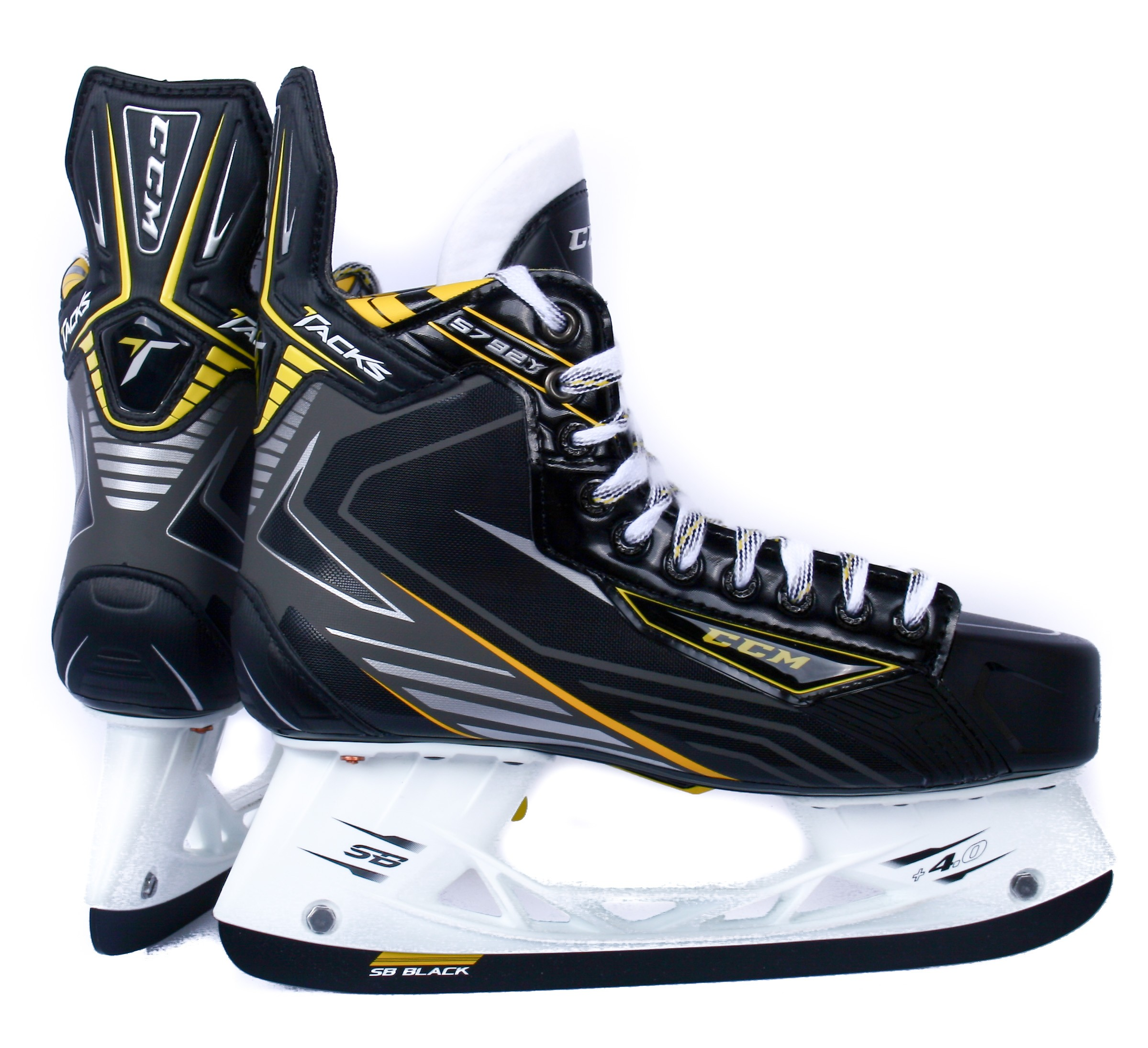CCM Tacks 5792Y Junior Ice Hockey Skates