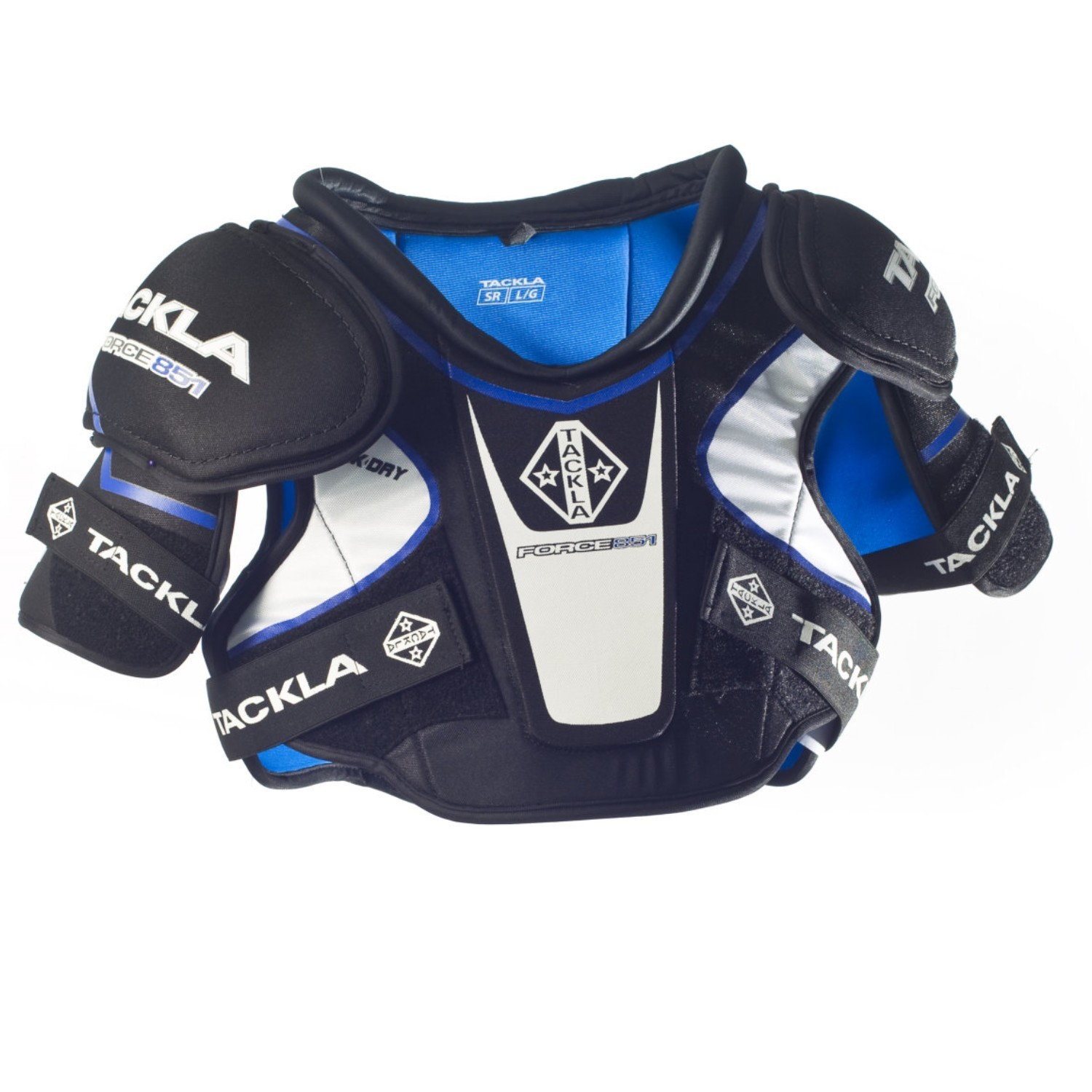TACKLA Force 851 Youth Shoulder Pads
