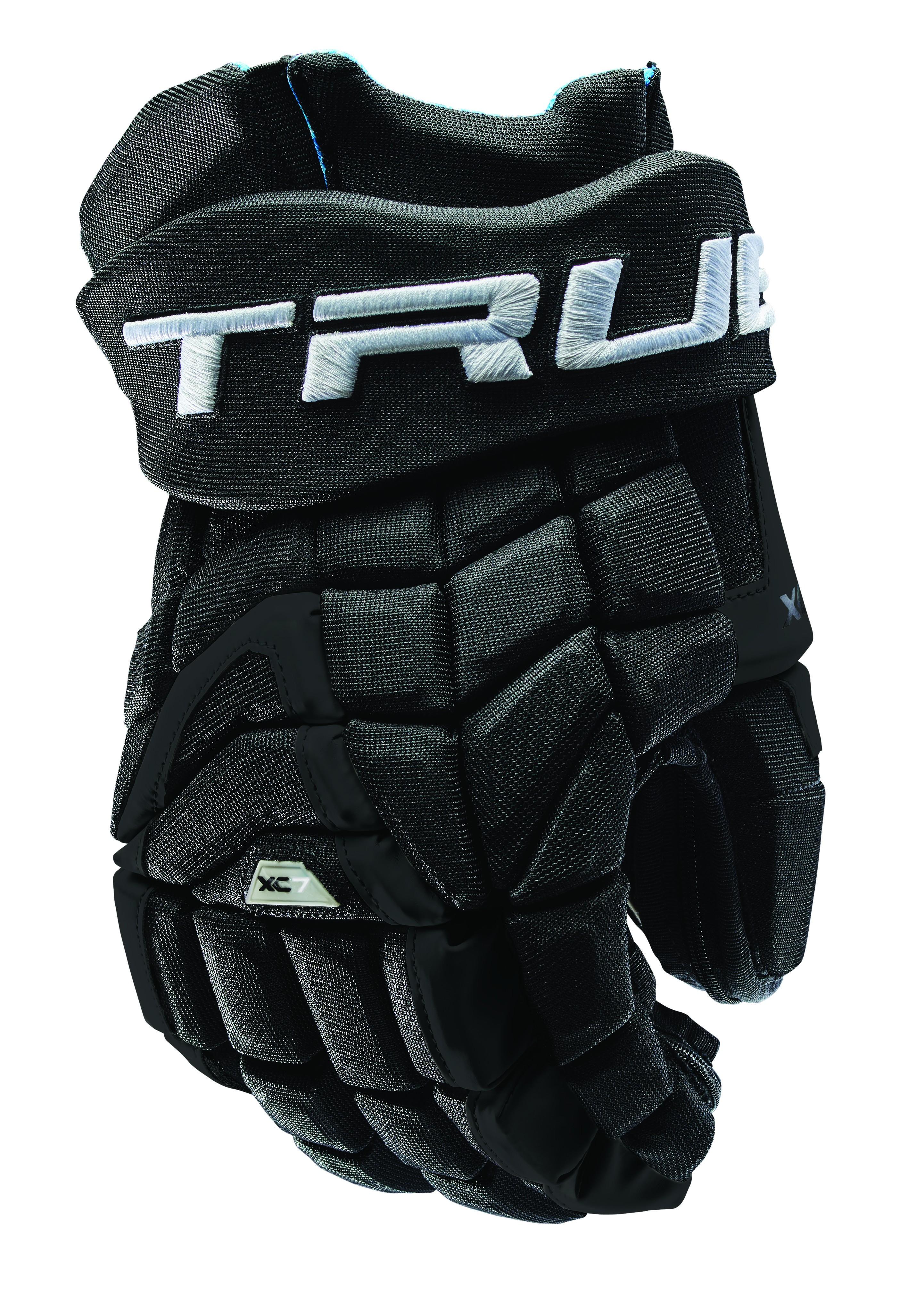 TRUE Xcore 7 S18 Junior Ice Hockey Gloves