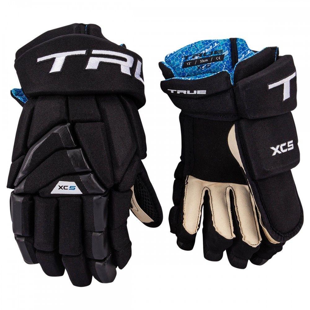 True XCore 5 S18 Junior Ice Hockey Gloves