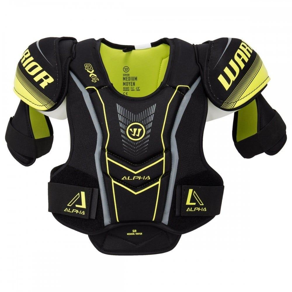 WARRIOR Alpha QX4 Junior Shoulder Pads