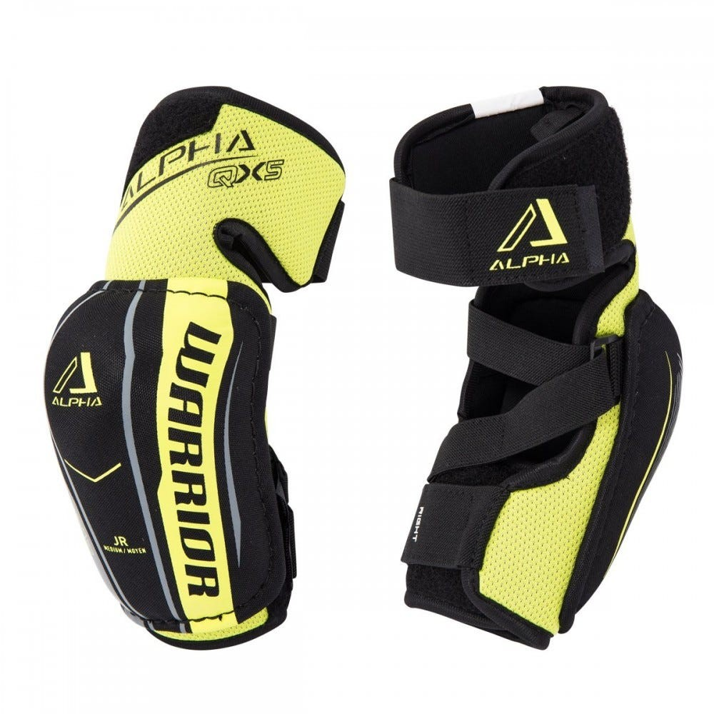 WARRIOR Alpha QX5 Senior Elbow Pads
