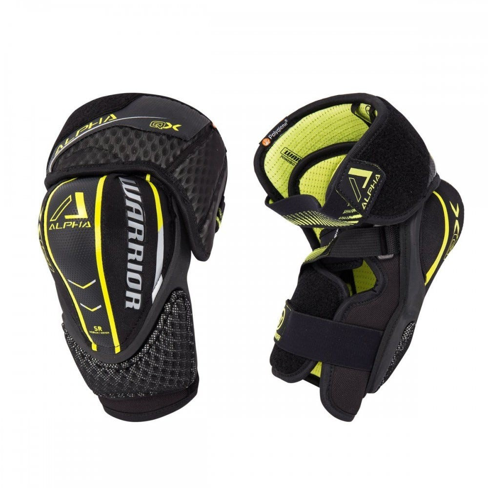 WARRIOR Alpha QX Senior Elbow Pads