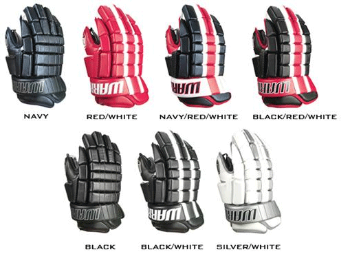 WARRIOR Franchise Senior Ice Hockey Gloves