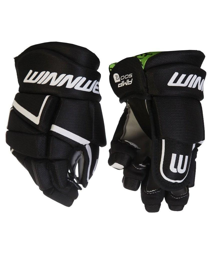 WINNWELL AMP 500 Junior Ice Hockey Gloves