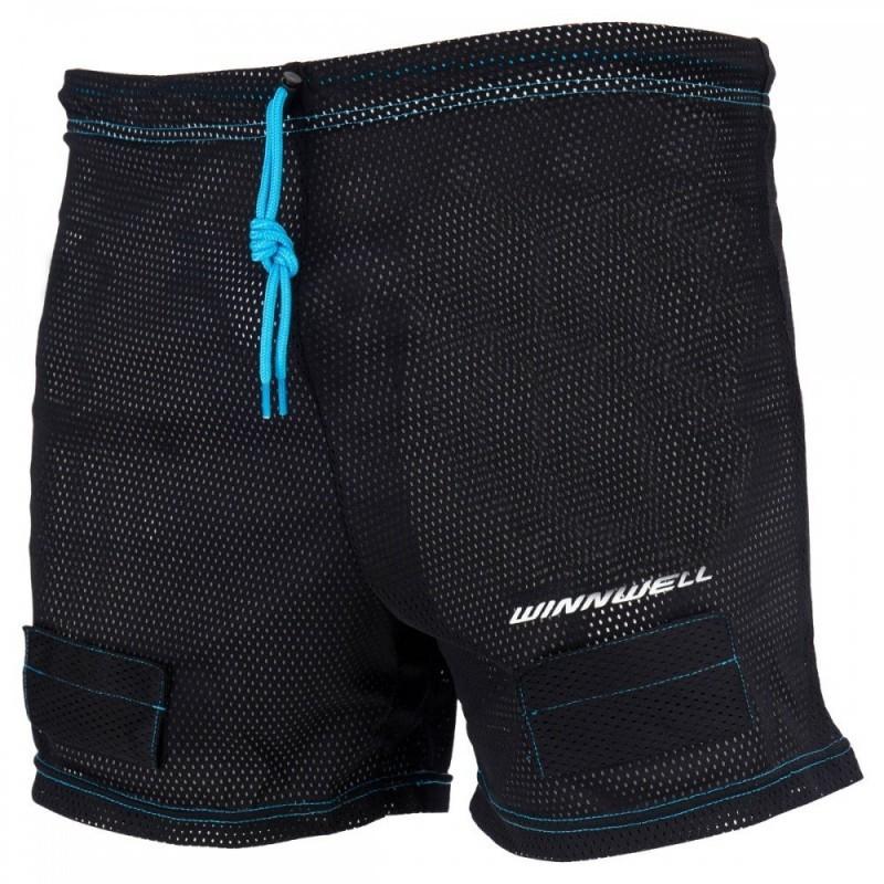 WINNWELL Girls Mesh Underwear Shorts with Jill