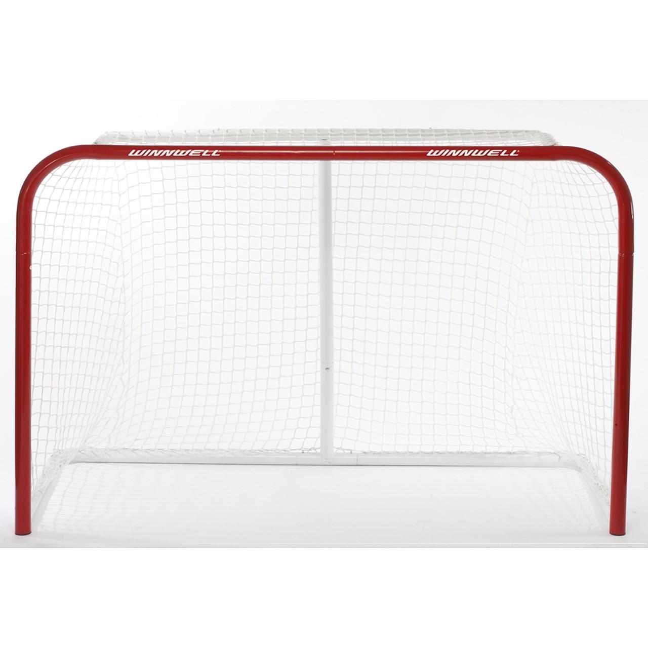 WINNWELL Pro Steel Regulation Hockey Net