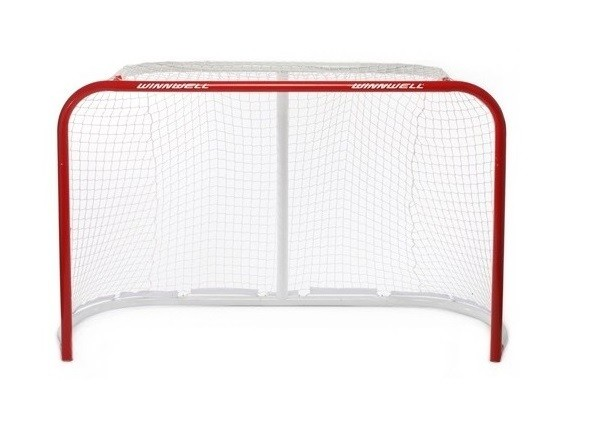 WINNWELL Pro Steel QuickNet Regulation Hockey Net