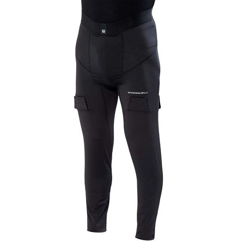 WINNWELL Youth Compression Pants with Jock