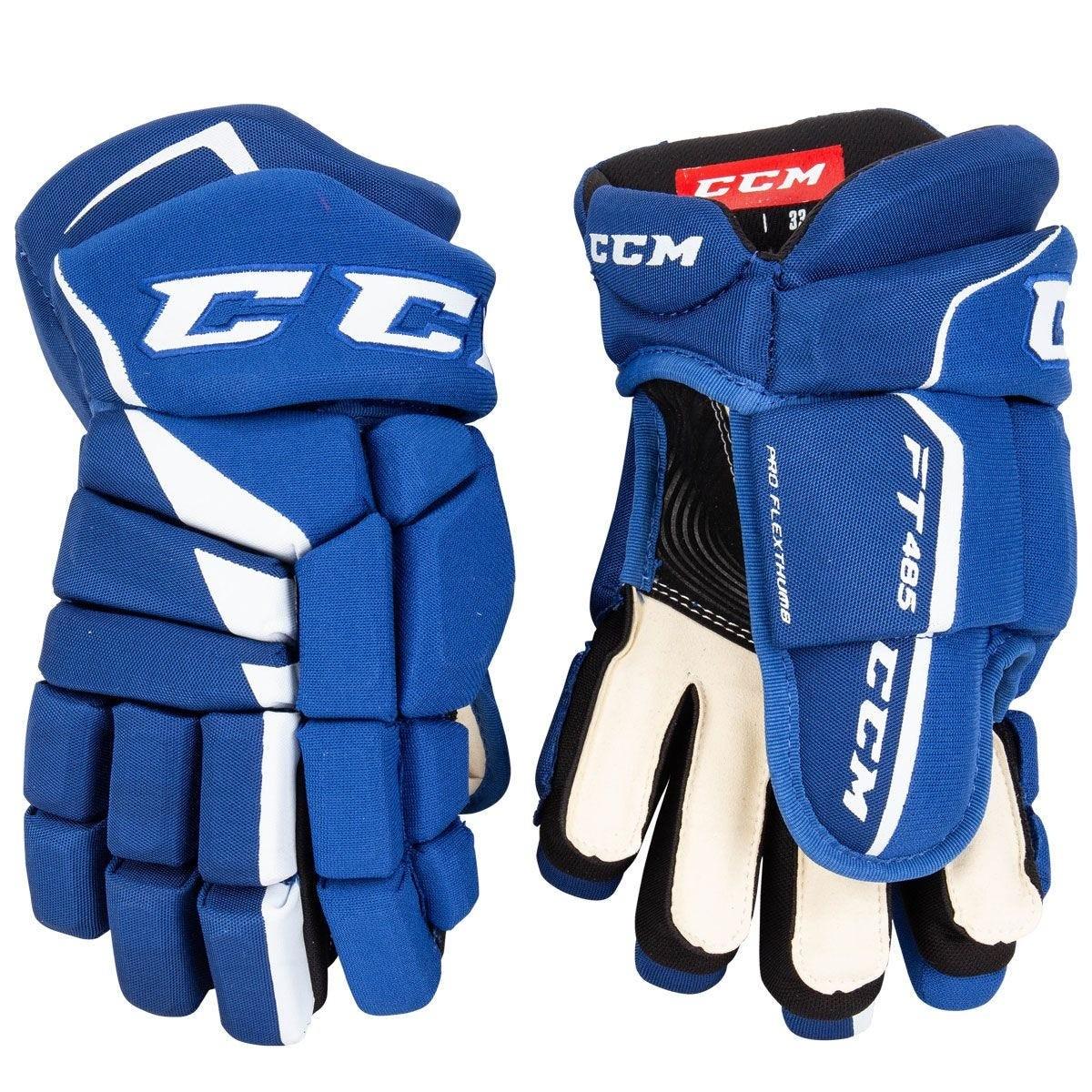CCM Jetspeed FT485 Senior Ice Hockey Gloves