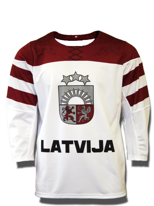 Team Latvia Senior Fan Trikots