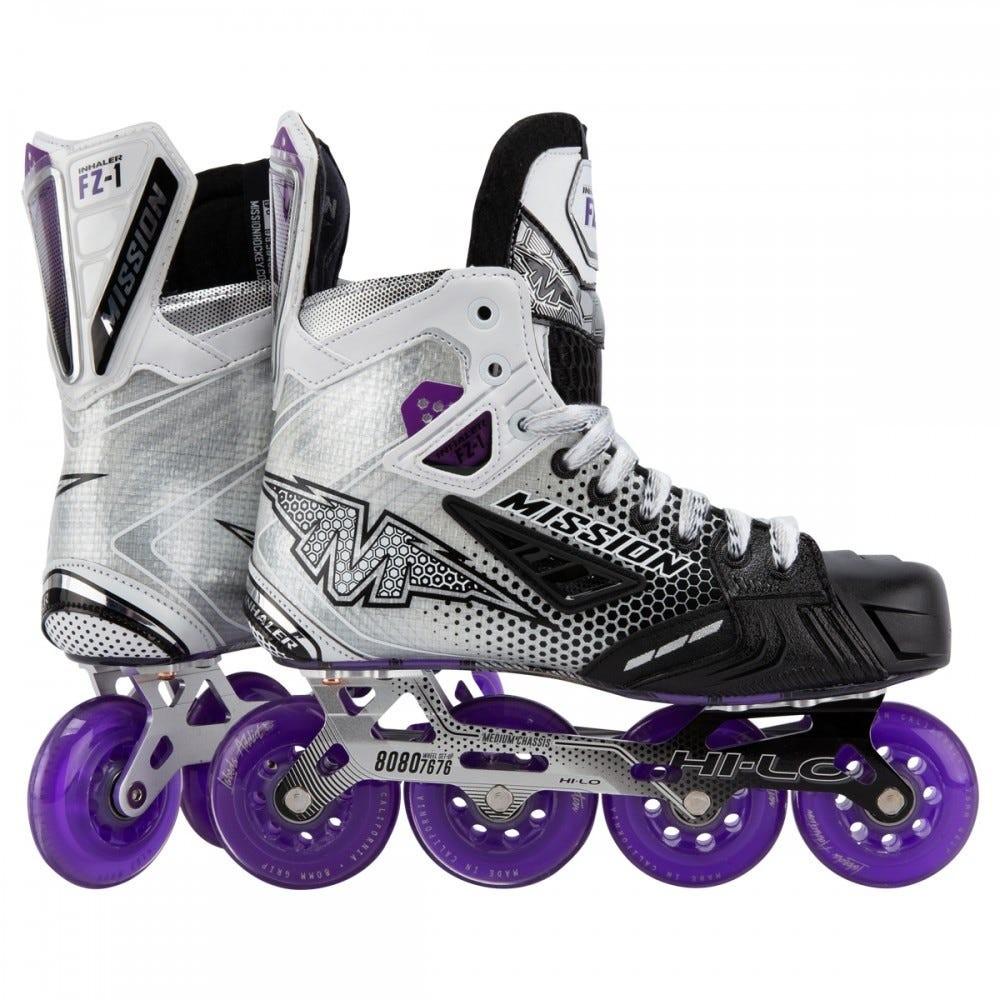MISSION Inhaler FZ-1 Senior Inline Hockey Skates